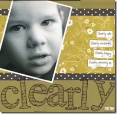 clearly-mine